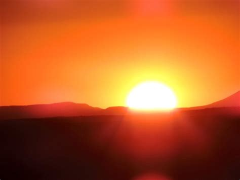 Zonsondergang in de Grand Canyon, een hele mooie belevenis