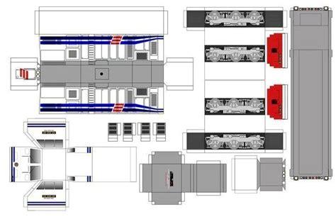 cara membuat kereta api mainan dari kardus gallant railfans blog s インドネシアブログ cara membuat miniatur