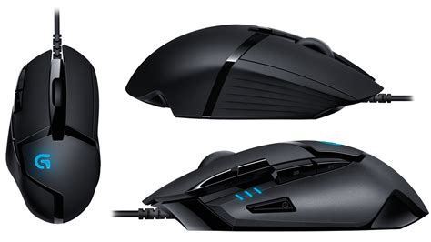 Mouse Logitech G402 Hyperion Fury Logitech Reveals The G402 Hyperion Fury Gaming Mouse Ign