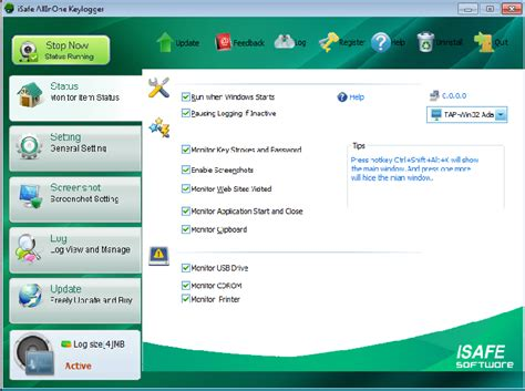 Isafe Keylogger Full Version | computer stuffs isafe allin one keylogger full version