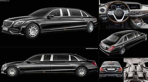 2019 Mercedes Maybach S650 by Mercedes S650 Pullman Maybach 2019 Pictures