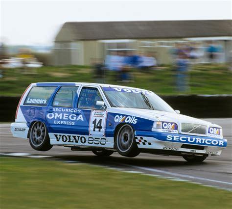 twenty years  volvo   debut   btcc    estate volvo car group global
