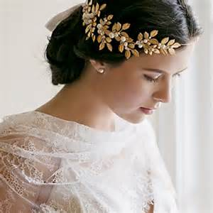 hair accessories for indian brides 2015 gold plated leaves bridal accessories cheap indian
