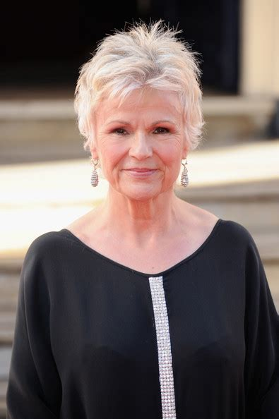 Julie Walters Hairstyle | julie walters in arqiva british academy television awards