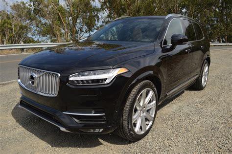 volvo xc90 t6 awd 2018 volvo xc90 t6 awd inscription review car reviews