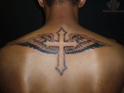cross tattoo on upper arm cross tattoos for men upper arm tattooic