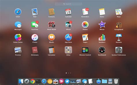 macbook layout how to change launchpad icon grid layout in mac os x