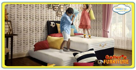 Kasur Anak Comforta harga tempat tidur bed anak murah elite airland