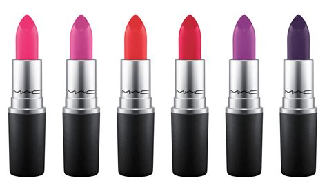 Mac Makeup image gallery mac cosmetics lipsticks