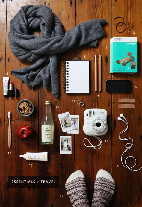in your bag travel essentials travel