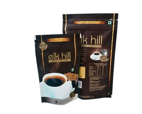 Handmade Espresso - custom printed coffee bags custom coffee pouches