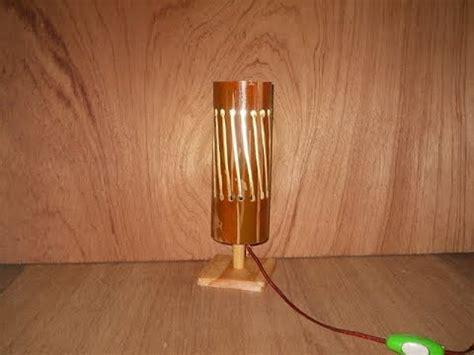 membuat lu hias meja cara membuat lu hias meja dari bambu youtube