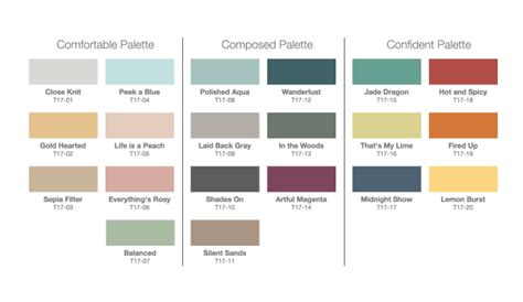 color trend 2017 behr 2017 color trends see every gorgeous paint color
