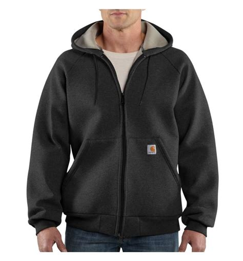 Pl Tk Parka Coksu Hoody Zipper carhartt product s car zip front hooded sweatshirt my style