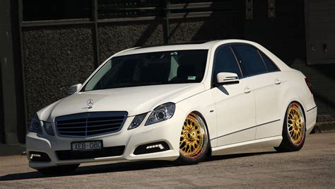 bagged mercedes e class mercedes w212 on vsx110 by vipstance on deviantart