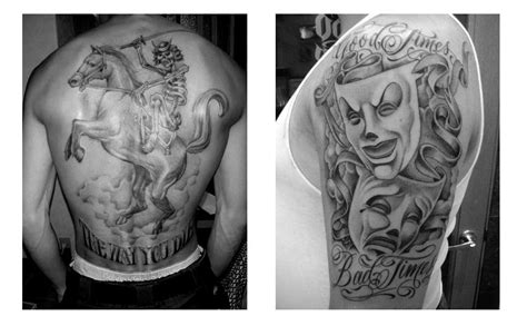 cartoon tattoo artist designs mister ballista magazine
