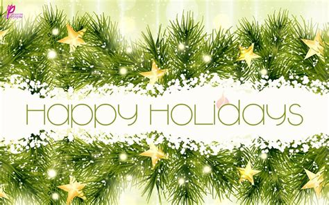 happy holidays beautiful wallpaper