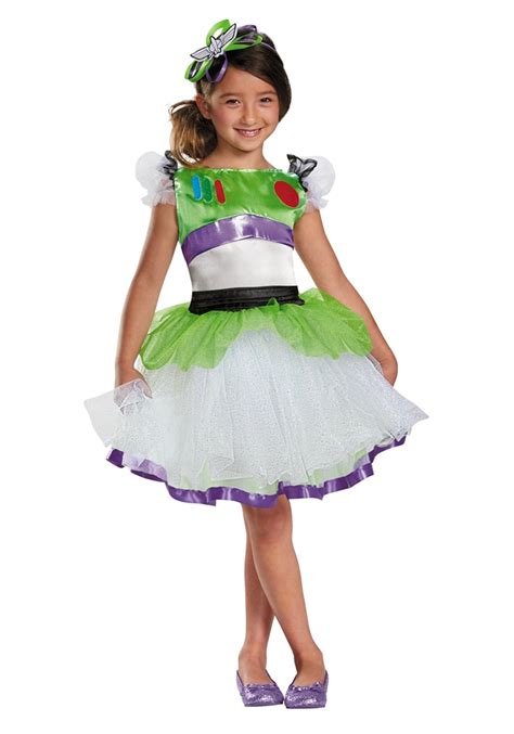 child link prestige costume buzz lightyear tutu prestige child costume 346611