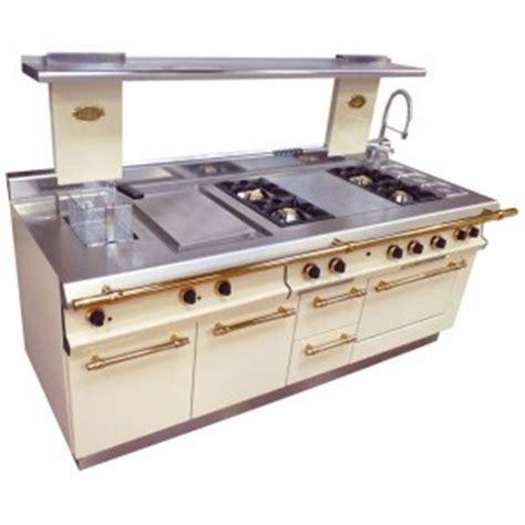 fourneau de cuisine fourneau professionnel pour le particulier espace