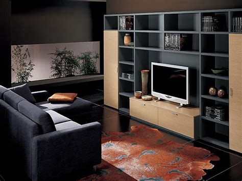Livingroom Tv by Best Design Modern Living Room Tv Unit Decosee Com