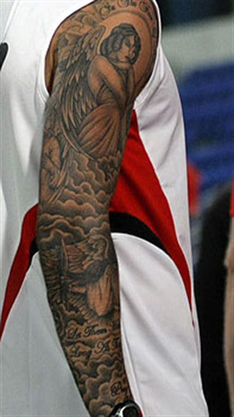 tattoo angel david david beckham su vida en tinta corporal noticiascorazon es