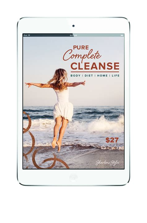The Complete Detox Cleanse Nourish Ebook by Diy Complete Cleanse Ebook Health