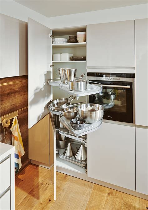 kitchen storage solutions from schuller cabinet storage