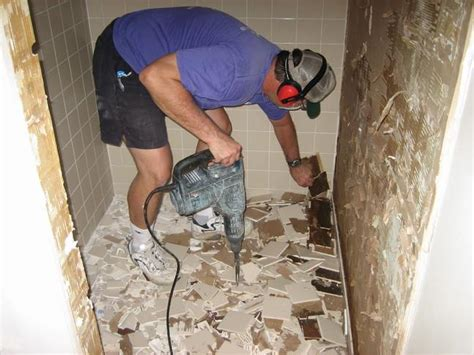 how to remove bathroom floor tile august 2012 bathroom tile