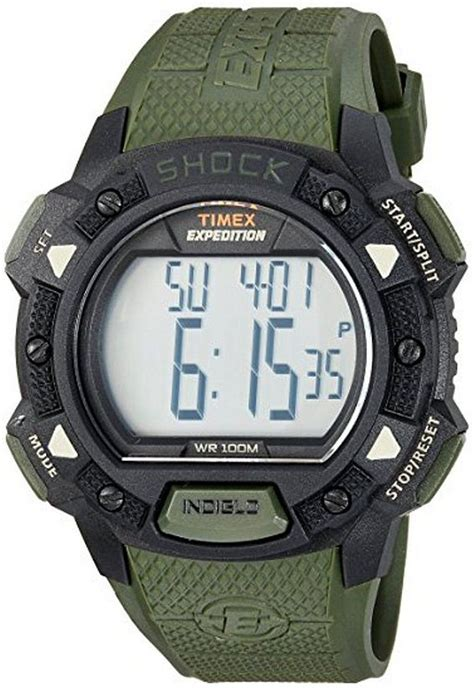 Shock Expedition timex shock mens timex expedition digital shock
