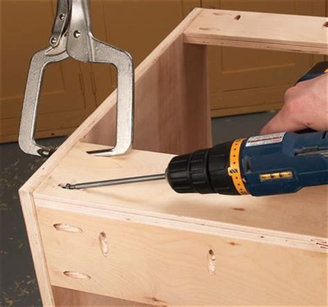 pocket holes woodworking aw 7 5 12 tips for building cabinets with pocket