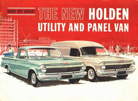 day holden and ej holden commercial sales brochure