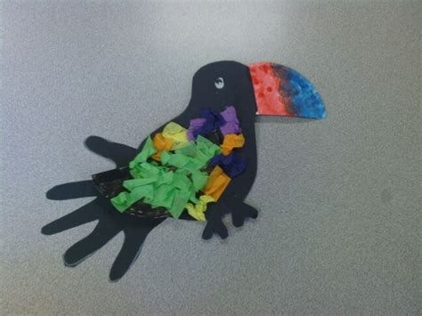 toucan craft for best 25 toucan craft ideas on