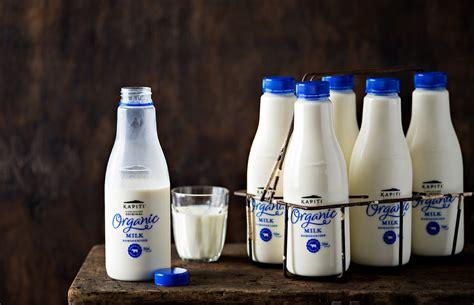 milk design agency kapiti organic milk the dieline packaging branding