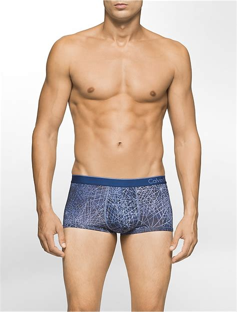 calvin klein mens ck one micro low rise trunk ebay