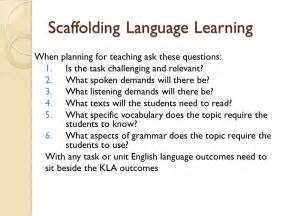 scaffolding language scaffolding learning second edition teaching language learners in the mainstream classroom the importance of talking and listening for second