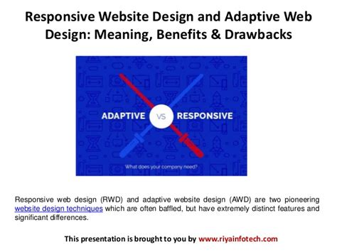 web layout meaning responsive website design and adaptive web design meaning