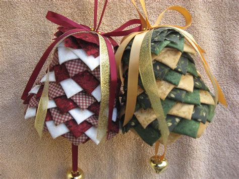 pattern for fabric ornaments no sew bell ornament pattern by kitsbykalt craftsy