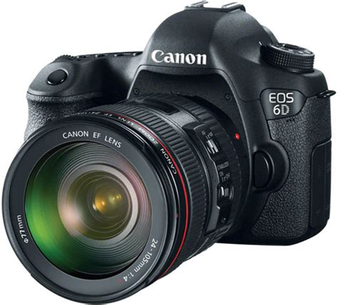 Which Canon Dslr Has Frame Sensor - the new canon eos 6d frame dslr practical and