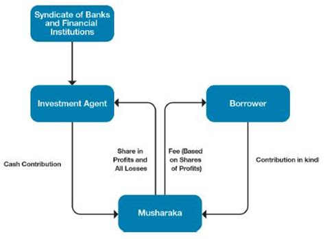 loan syndication process diagram islamic syndicated financing an underdeveloped method of