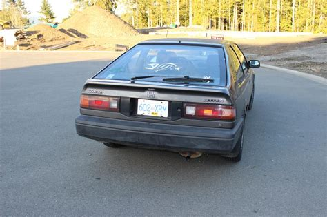 87 Honda Accord Hatchback by 87 Honda Accord Hatchback Automatic Price Reduced Obo