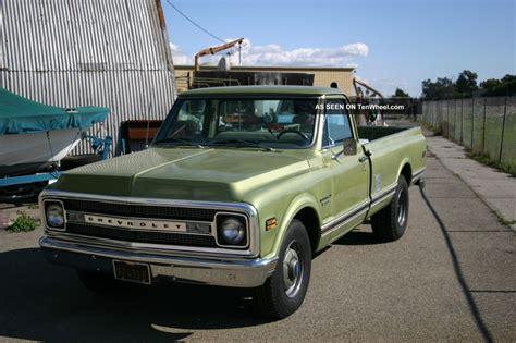 1970 chevrolet trucks 1970 chevy california sport truck 20