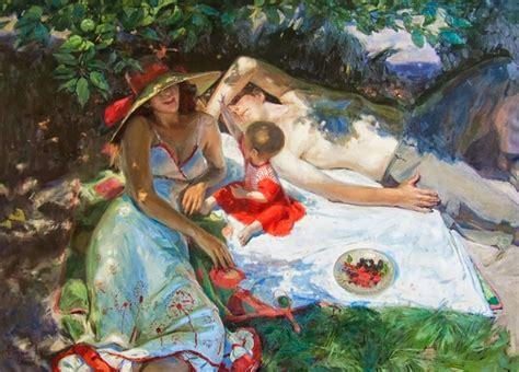imagenes figurativas arte cuadros pinturas oleos pinturas femeninas obras de