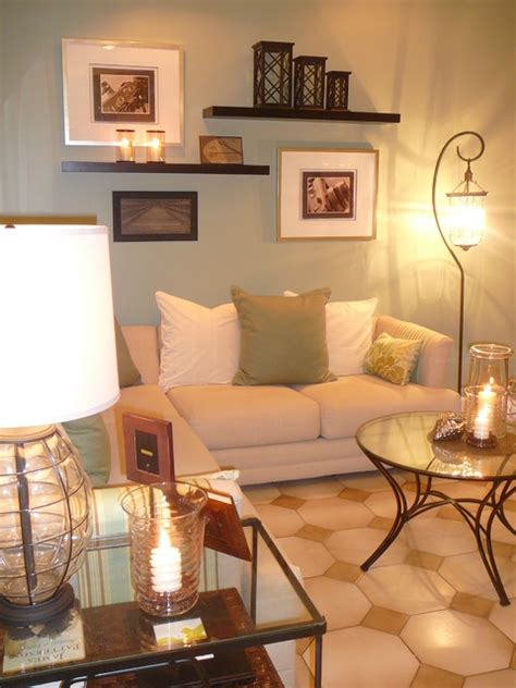 miami living room restyle