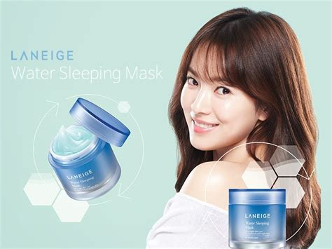 Laneige Water Sleeping Pack Di Korea 圖片搜尋 laneige