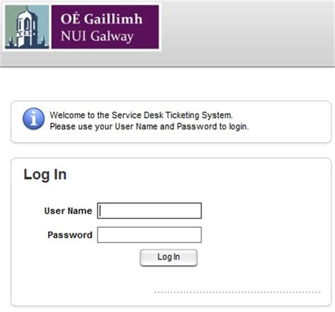 Www Desk Login by Contact Us Information Solutions And Services Nui Galway