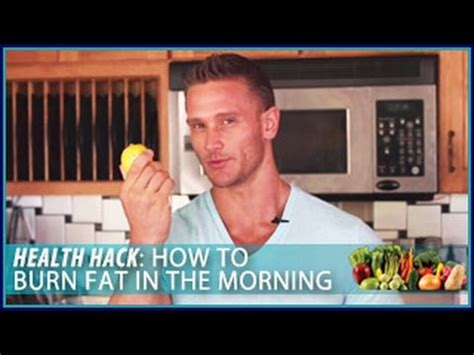 healthy fats in the morning how to burn in the morning health hack