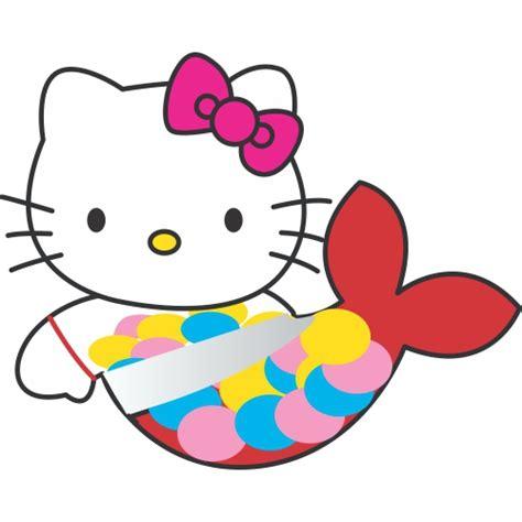 Cutting Sticker Laptop Hellokitty stickers hello telegram 20170726041417 tiawuk