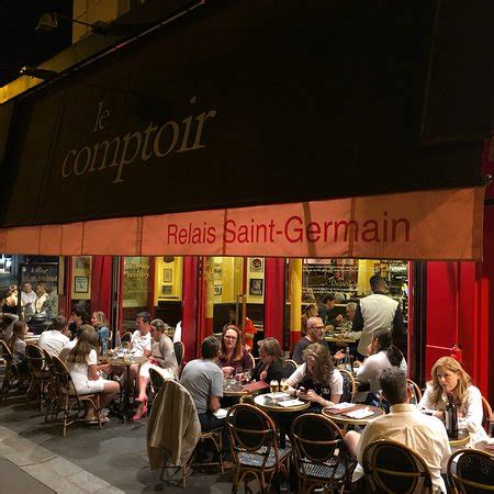 Le Comptoir Germain by Le Comptoir 37 Rue Berger Germain Des Pres