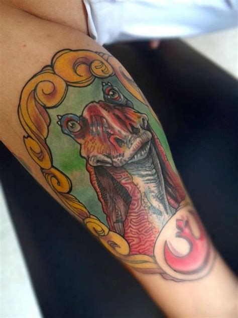 jar jar binks tattoo the world s catalog of ideas