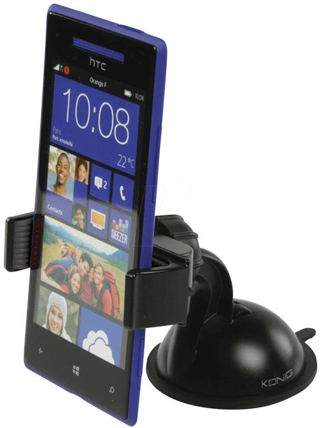 Universal Holder Smartphone For Car kn csspch100 universal smartphone car holder at reichelt elektronik